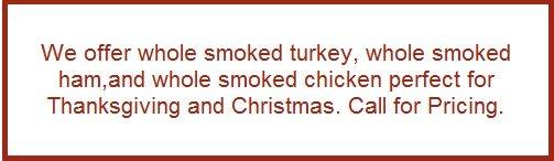 whole smoked turkey west palm beach